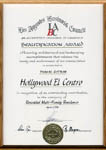 Los Angeles Business Council - Beautification Award - 