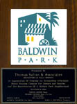 City of Baldwin Park - In Appreciation - 