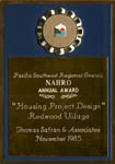 Pacific Southwest Regional Council NAHRO - Housing Project Design - 