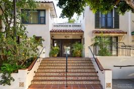 Hollywood El Centro Thomas Safran Associates Affordable Housing Los Angeles